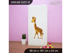 SZAFA DREAM SZ07-B DM33