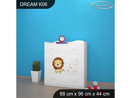 KOMODA DREAM K06 DM34
