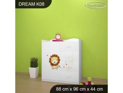 KOMODA DREAM K08 DM34