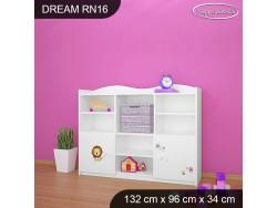 REGAŁ NISKI DREAM-RN16 DM34