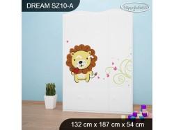 SZAFA DREAM SZ10-A DM34