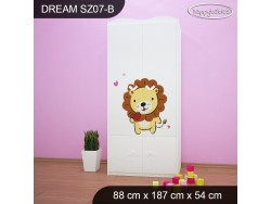 SZAFA DREAM SZ07-B DM34