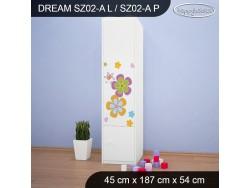 SZAFA DREAM SZ02-A DM35