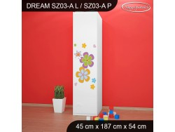 SZAFA DREAM SZ03-A DM35