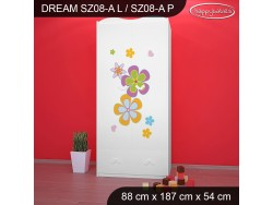 SZAFA DREAM SZ08-A DM35