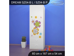 SZAFA DREAM SZ04-B DM35