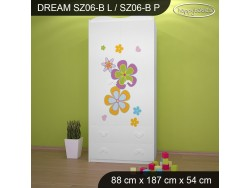 SZAFA DREAM SZ06-B DM35