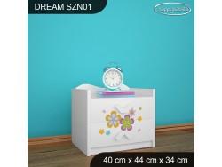 SZAFKA NISKA DREAM SZN01 DM35