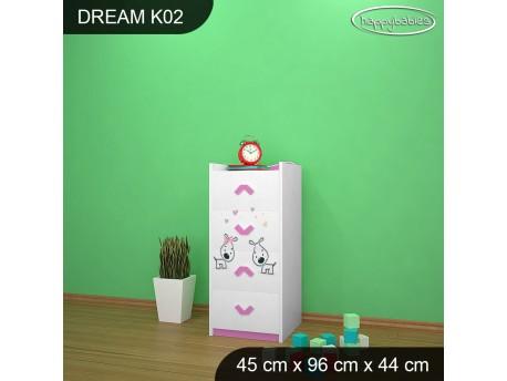 KOMODA DREAM K02 DM01