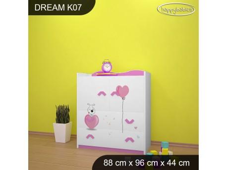 KOMODA DREAM K07 DM01