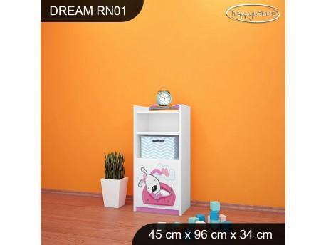 REGAŁ NISKI DREAM-RN01 DM01