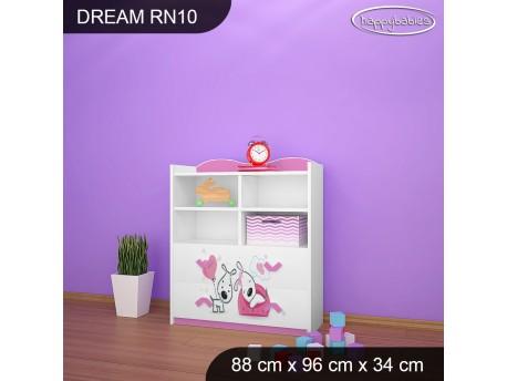 REGAŁ NISKI DREAM-RN10 DM01