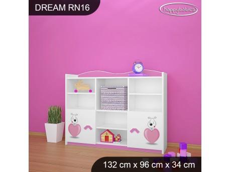 REGAŁ NISKI DREAM-RN16 DM01