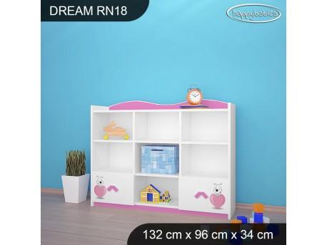 REGAŁ NISKI DREAM-RN18 DM01