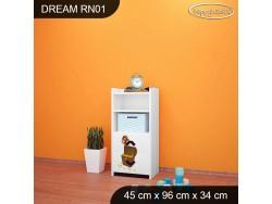 REGAŁ NISKI DREAM-RN01 DM11