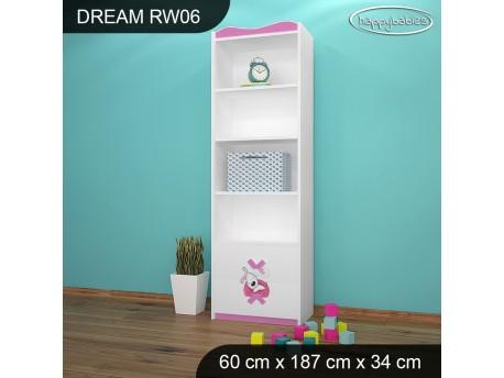 REGAŁ WYSOKI DREAM RW06 DM01