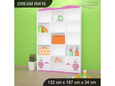REGAŁ WYSOKI DREAM RW16 DM01
