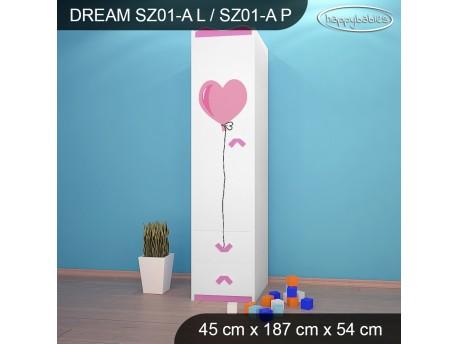 SZAFA DREAM SZ01-A DM01