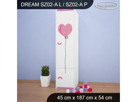 SZAFA DREAM SZ02-A DM01