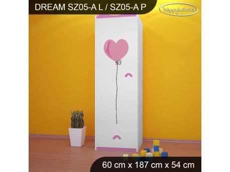 SZAFA DREAM SZ05-A DM01
