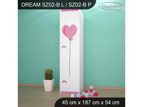 SZAFA DREAM SZ02-B DM01
