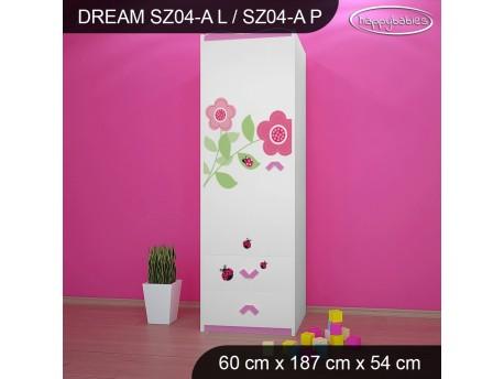 SZAFA DREAM SZ04-A DM08