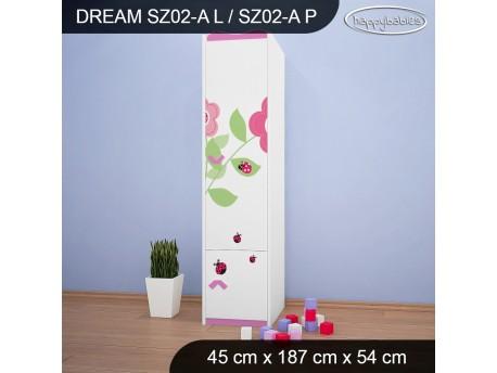 SZAFA DREAM SZ02-A DM08
