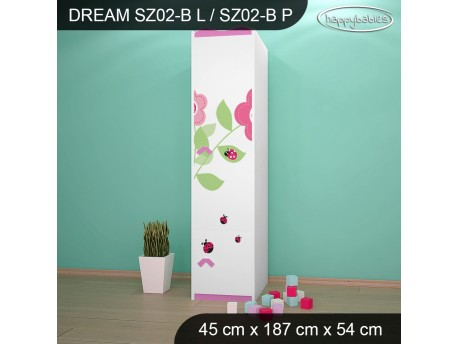 SZAFA DREAM SZ02-B DM08