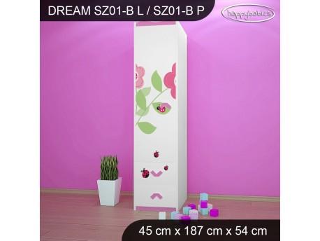 SZAFA DREAM SZ01-B DM08