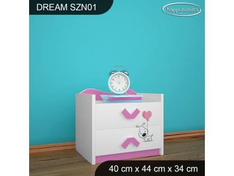 SZAFKA NISKA DREAM SZN01 DM01