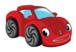 Bajkowe auto